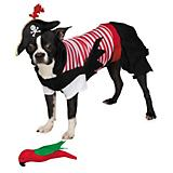 Zack and Zoey Pirate Tails Dog Costume