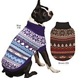 East Side Coll Ski Lodge Dog Sweater