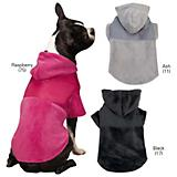 ZandZ Glacier Plush Dog Jacket