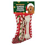 Ranch Rewards Holiday Rawhide Stocking