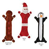Zanies Holiday Unstuffy Dog Toy