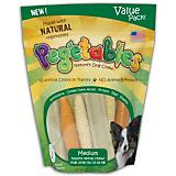 Pegetables Medium Mixed Dog Treats