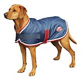 Weatherbeeta Patriotic Fleece-Lined Dog Coat
