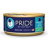Pride By Instinct Tricksters Tuna Can Cat Food