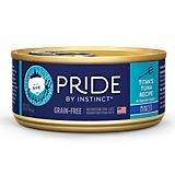 Pride By Instinct Titans Tuna Can Cat Food 12 Pack