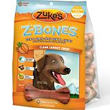 Zukes Z-Bone Carrot Edible Dental Dog Chew