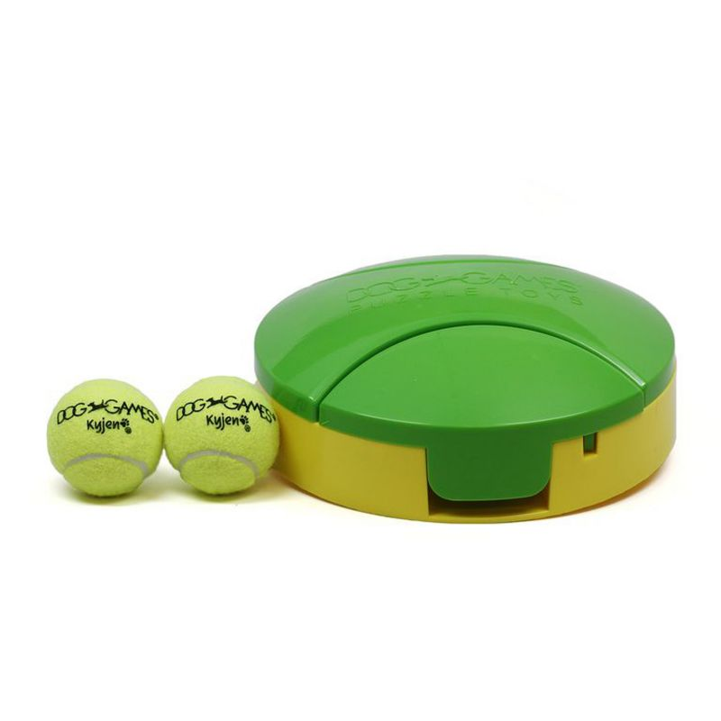 Dog Games Tennis Slider Puzzle Dog Toy