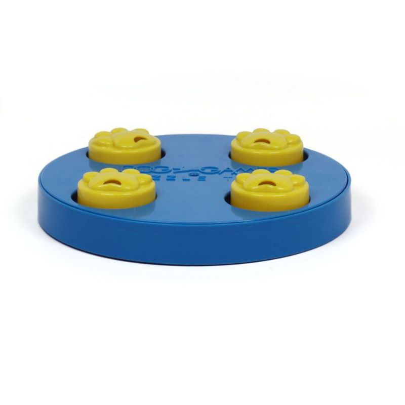 Dog Games Treat Wheel Puzzle Dog Toy