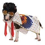 Rock n Roll King Halloween Dog Costume