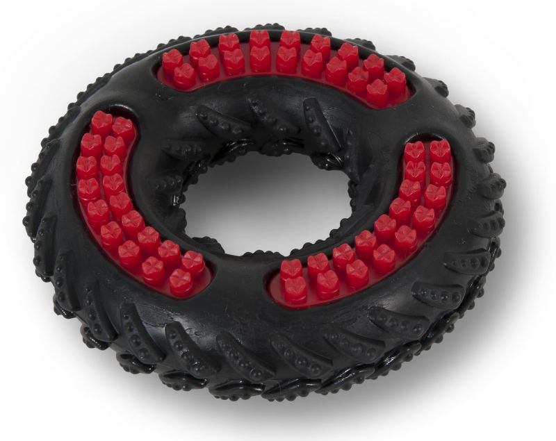 Dogzilla Tire Dog Chew Toy
