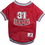 NCAA Alabama Crimson Tide Dog Jersey
