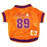 NCAA Clemson Tigers Dog Jersey
