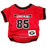 NCAA Georgia Bulldogs Dog Jersey