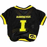 NCAA Iowa Hawkeyes Dog Jersey