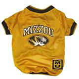 NCAA Missouri Tigers Dog Jersey