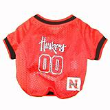 NCAA Nebraska Huskers Dog Jersey