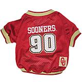 NCAA Oklahoma Sooners Dog Jersey