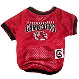 NCAA South Carolina Gamecocks Dog Jersey