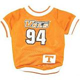 NCAA Tennessee Volunteers Dog Jersey