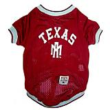 NCAA Texas A and M Aggies Dog Jersey