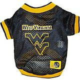 NCAA West Virginia Mountaineers Dog Jersey