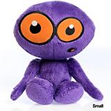 Hear Doggy Purple Martian Dog Toy