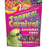 Tropical Carnival Large Hookbill Food 4lb