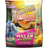 Tropical Carnival Macaw Big Bites Food