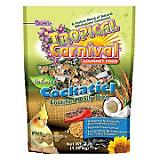 Tropical Carnival Natural Cockatiel Bird Food