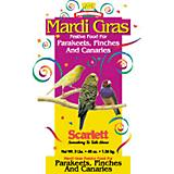 Scarlett Mardi Gras Small Bird Food