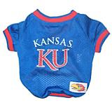 NCAA Kansas Jayhawks Dog Jersey