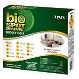 BioSpot Defense Indoor Flea Tick Fogger 3 Pack