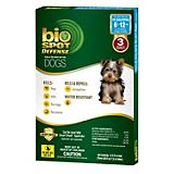 BioSpot Spot On for Dogs 3 Month Refill