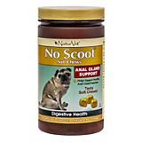 NaturVet No Scoot Soft Chew Dog Supplement