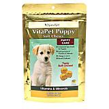 NaturVet VitaPet Puppy Soft Chew Dog Supplement