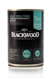 Blackwood Grain Free Lamb/Vegetable Can Dog Food