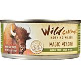 Wild Calling Magic Meadow Buffalo Can Cat Food