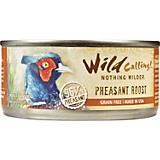 Wild Calling Pheasant Roost Can Cat Food