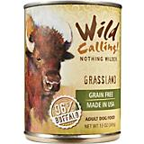 Wild Calling Grassland Buffalo Can Dog Food