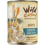 Wild Calling Hoppys Rabbit Can Dog Food 12 Pack