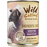Wild Calling Shepherds Choice Lamb Can Dog Food