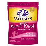 Wellness Small Breed Complete Toy Dry Dog Food