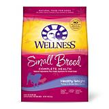Wellness Small Breed Healthy Weight Dog Food