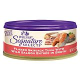 Wellness Signature Select Tuna/Salmon Cat Food