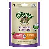 Feline Greenies Fusion Salmon/Chicken Dental Treat