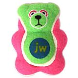 JW Pet ProTEN Tennis Ball Bear Dog Toy