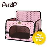 PetZip Pet Lookout Carseat Green
