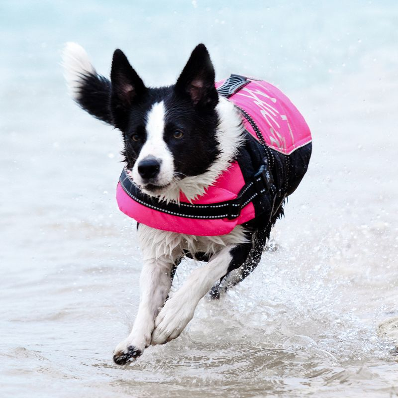 Hurtta Dog Life Jacket 0-10lb Pink