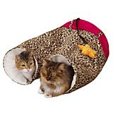 Zanies Rockstar Pants Cat Tunnel