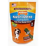 Nutri Dent Complete Grain Free Medium Dog Chew